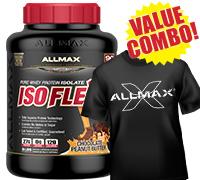 Allmax-isoflex-tshirt-combo-5lb