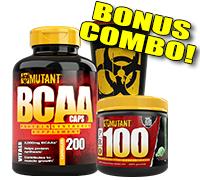 MUTANT-BCAA-COMBO-PRO100