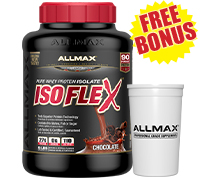 allmax-isoflex-shaker-cup-combo