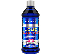 allmax-liquid-L-Carnitine-wildberry-473ml-31-servings