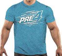 magnum-pre4-t-shirt-turquiose-heather