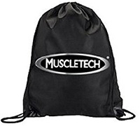muscletech-logo-drawstring-bag-black