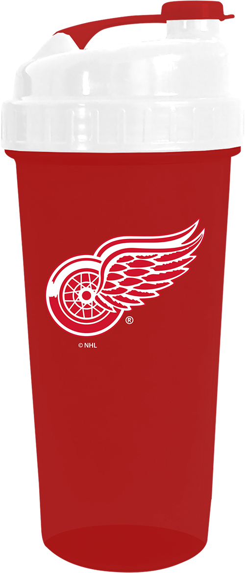 NHL Detroit Red Wings Exclusive Deluxe Shaker Cup Team Series