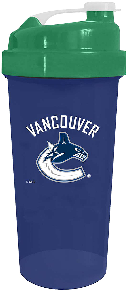 NHL Vancouver Canucks Exclusive Deluxe Shaker Cup Team Series