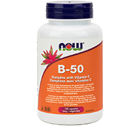 now-b-50-complex-vitamin-c-100-caps