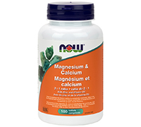 now-magnesium-calcium-100-tablets