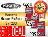 Hydroxycut Hardcore ProSeries