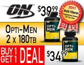 Optimum Mens Multi-Vitamin