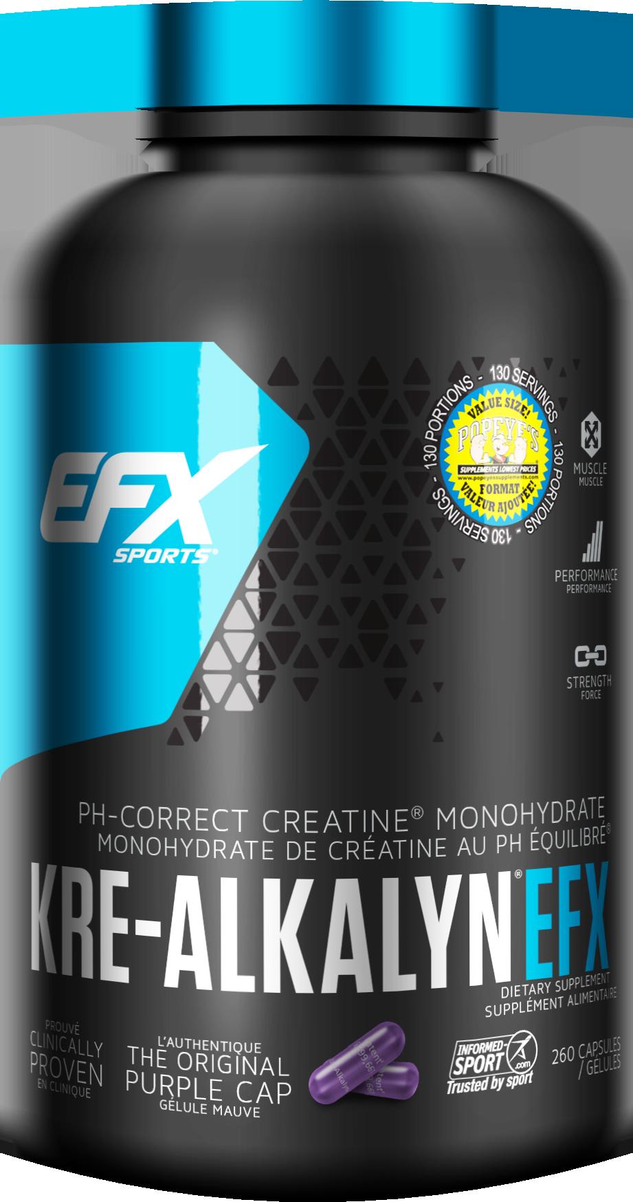 EFX Sports KRE-ALKALYNE EFX