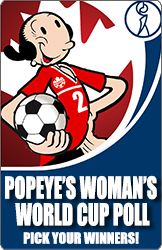 2015 Woman's World Cup
