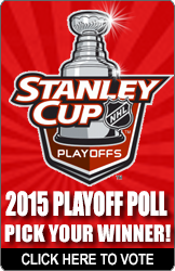 2015 Stanley Cup Playoff Poll