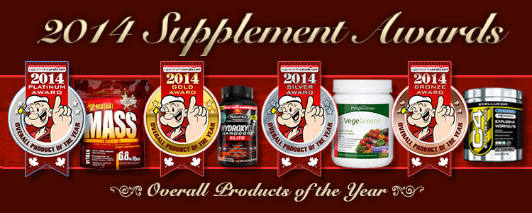 2014 Supplement Awards