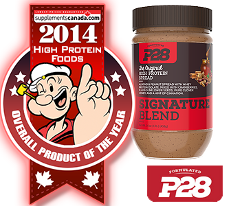 2014 HIGH PROTEIN FOODS: P28 High Protein Spread