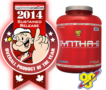2014 TOP SUSTAINED RELEASE PROTEIN: Gaspari: MyoFusion Probiotic