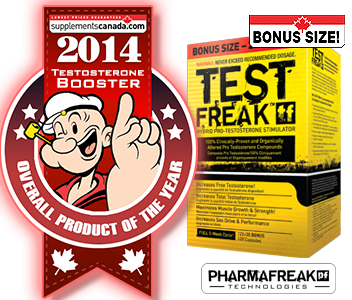 2014 TOP TESTOSTERONE BOOSTER: Ultimate: TestostroGROW HP2