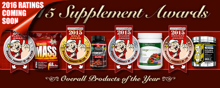2015 Supplement Awards