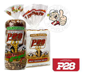 2015 TOP HIGH PROTEIN FOODS: P28 High Protein Bread