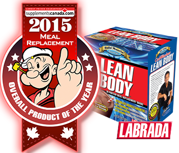 2015 TOP  MEAL REPLACEMENT: Labrada Nutrition: Lean Body