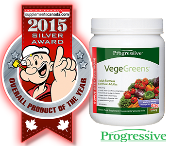 2015 TOP GREENS: Progressive Vege Greens