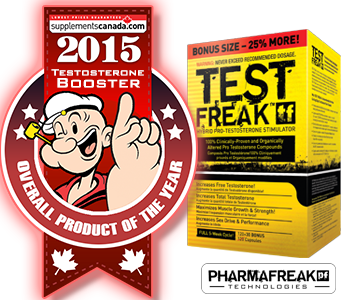 2015 TOP TESTOSTERONE BOOSTER: Ultimate: TestostroGROW HP2