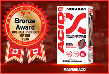 Overall Product Award: Bronze