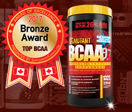 Bronze: Top BCAA Award
