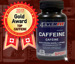 Gold: Top Fat Burner - Natural Award