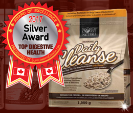 Silver: Top Probiotic/Digestive Aid Award