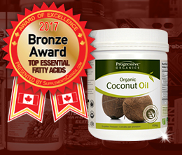Bronze: Top Essential Fatty Acid Award