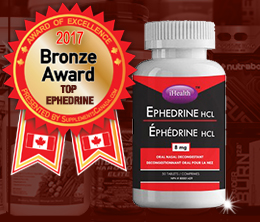 Bronze: Top Ephedrine Award