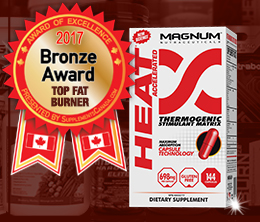 Bronze: Top Fat Burner - Stimulant Award
