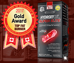 Gold: Top Fat Burner - Stimulant Award