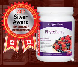 Silver: Top Greens/Micro-Nutrient Award