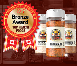 Bronze: Top Protein Foods Award