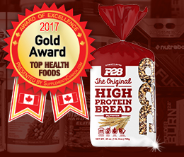 Gold: Top Protein Foods Award