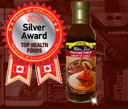 Silver: Top Protein Foods Award