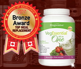 Bronze: Top Meal Replacement Award