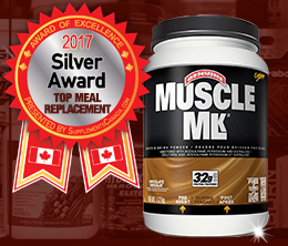 Silver: Top Meal Replacement Award