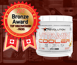 Bronze: Top Multi-Vitamin/Pack Award