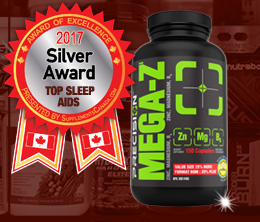Silver: Top Sleep Aid Award