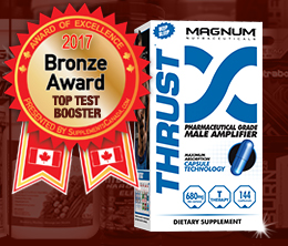 Bronze: Top Testosterone Booster Award