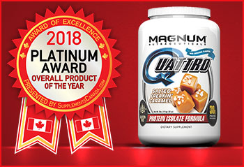 Overall Product Award: Platinum