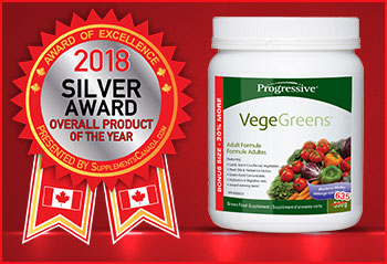 Overall Product Award: Silver