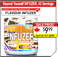 Beyond Yourself Flavour Infuzer 9