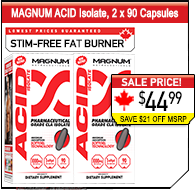 Magnum Acid Isolate BOGO