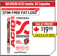Magnum ACiD 90 Softgels