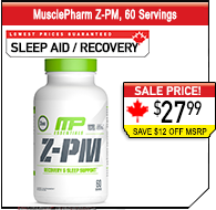 MusclePharm Z-PM