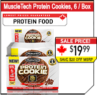 MuscleTech Cookies