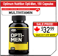 Optimum Nutrition 150 Capsules