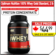 Optimum Nutrition 100% Whey Gold Standard, 39